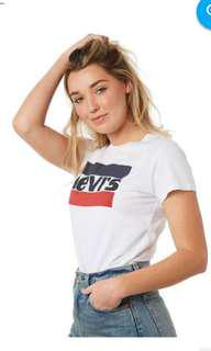 New with tags. Levis tshirt(brand). Iconic