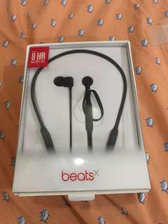 Beats X Bluetooth earphones