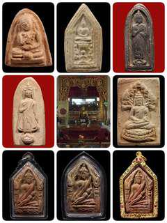 Specialise in thai amulet