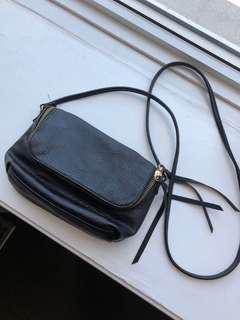 Black H&M Crossbody Purse