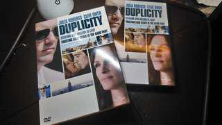 包郵<DVD>DUPLICITY最佳情敵