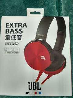 Headset/Headphone Dtereo super bass JBL MDR-XB450AP Hear the tructh