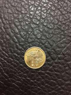 中國十二生肖紀念金章