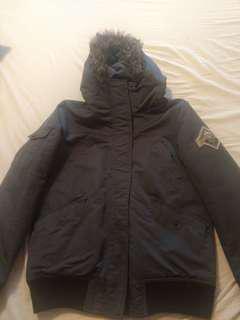 Grey Beaver Canoe Winter Jacket - Small