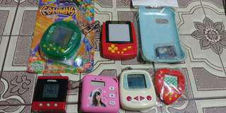Virtual Pet and Portable games