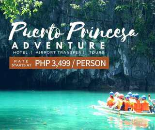 SWEET PUERTO PRINSESA ADVENTURE