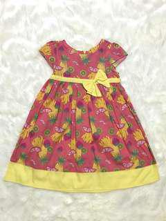 Fruit Dress Kids