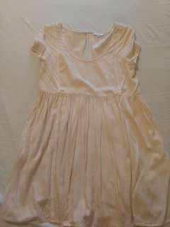Pink Talula Babydoll Dress - Medium