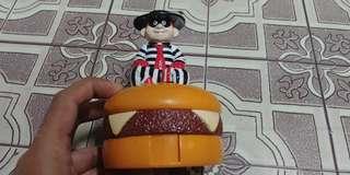 McDonalds Hamburglar