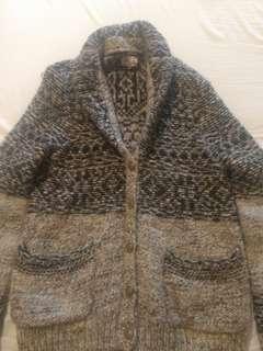 Wilfred Free Wool Sweater - medium/small