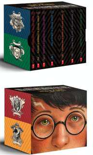 Brand New - Harry Potter Books 1-7 Special Edition Boxed Set