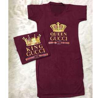 Couple Gucci Shirts