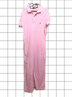 Polo dress fit body