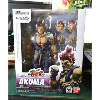 S.H.Figuarts Street Fighter Akuma