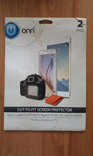Screen protector kit