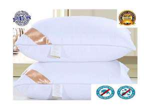 Instock Hotel Luxurious Pillow Standard ( BUY 1 GET 1 FREE )