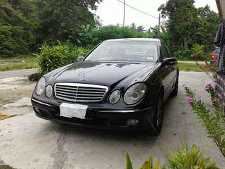 Mercedes e240 w211 for sale