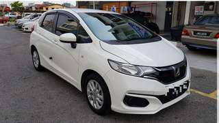 New 2018 honda jazz from showroom for rent