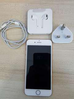 Iphone 8 gold 256gb
