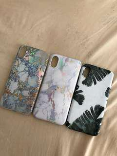 iPhone X/iPhone 10 Marble High Quality Case