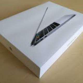 Apple MacBook Pro 13.3 inch 256GB RAM (2018 model)
