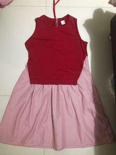 LALU red dress