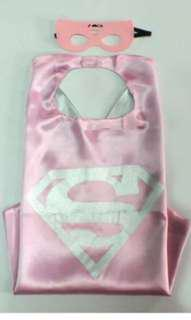 Superman / Supergirl capes - various colours