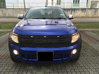 Ford Ranger XLT 2.2AT