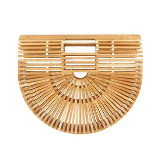 Bamboo Weaving Bag #XMAS25