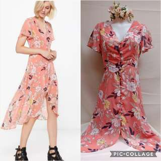 Cotton on High-Low Dress