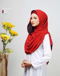 Raisya Instant Shawl