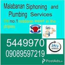 Malabanan siphoning and plumbing
