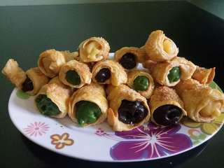 Horn pastry