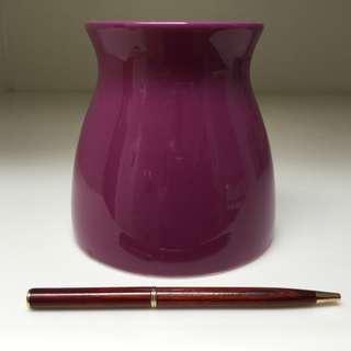Ceramic Flower Vase - FREE with any purchase
