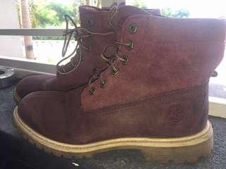 Timberland Boots - anti fatigue