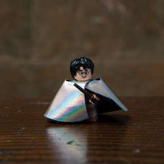 <DEREK> Lego 71022 Harry Potter with Invisibility Cloak Minifigure