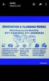 Putra  Jaya  Plumbing  service  01114403604