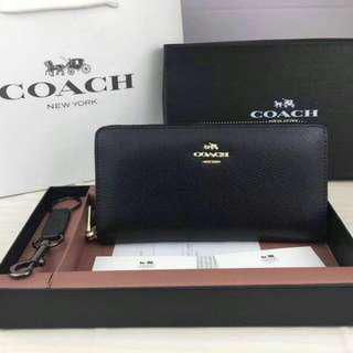 Dompet Coach Original Quality Import