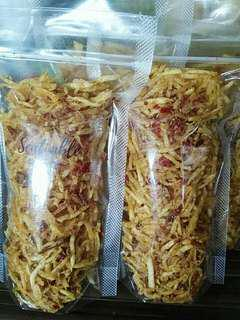 Kentang Mustofa full Kentang Super Pedas 60gram