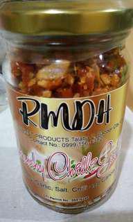 Crunchy chilli garlic