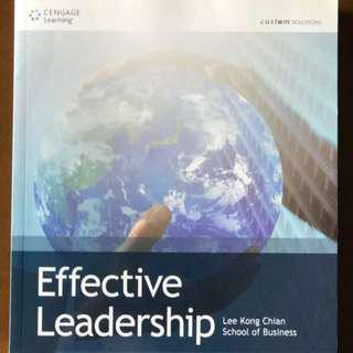 Effective Leadership, 2016 Edition [Rent]