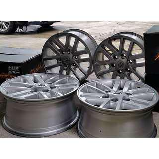 Toyota Fortuner Stock Mags R17