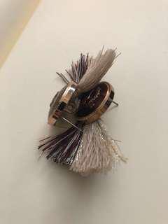 復古流蘇耳環