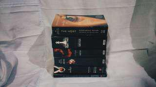 Twilight Series + The Host by Stephenie Meyer