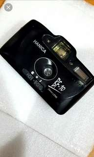 Hanica bf10 lomography compact camera film camera vintage old school camera