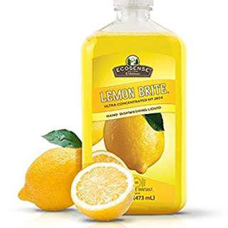 Lemon Brite Hand Dishwashing Liquid 473ml 神奇洗碗剂