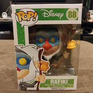 🚚 Funko Pop! Disney The Lion King - Rafiki #088