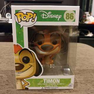 🚚 Funko Pop! Disney The Lion King - Timon #086