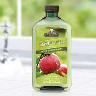 Harvest Pure- Fruits & Vegetable Wash 437ml 蔬果清洗剂