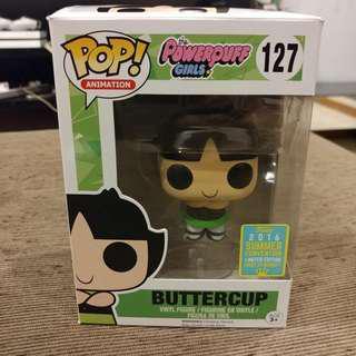 🚚 Funko Pop! Animation Powerpuff Girls - Buttercup (First to Market) #127